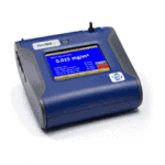 TSI Dustrak using in real-time particulate and respirable concentration assessments